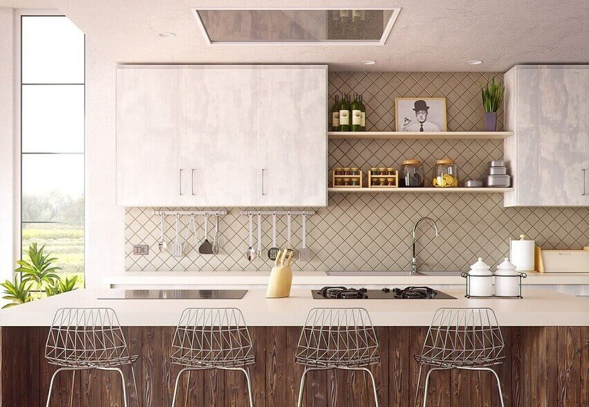 Clever Ideas For Small Kitchens Maximize Kitchen Space