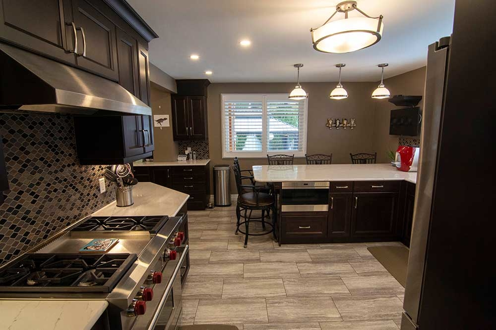 Brantford Kitchen Cabinets